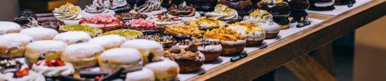 Cafeterías y Pastelerías